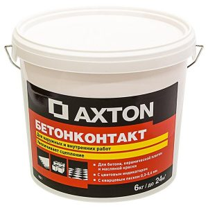 Бетонконтакт Axton