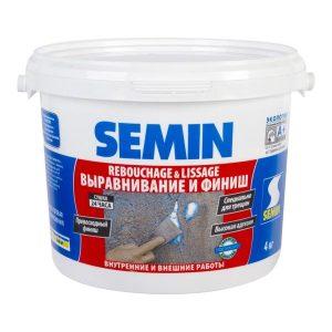 Финишпаста полимерная Semin Rebouchage & Lissage