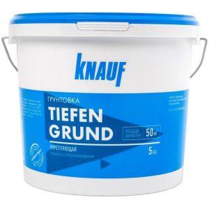 Грунт Knauf Тифенгрунд