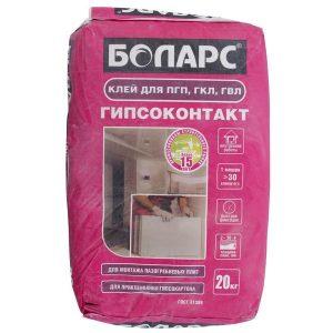 Клей для пазогребневых плит Боларс
