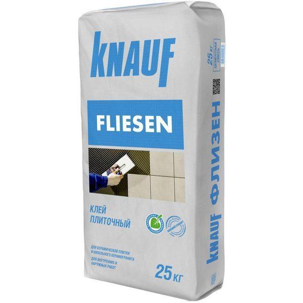 Клей для плитки Knauf Флизен