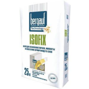 Клей для утеплителя Bergauf Isofix