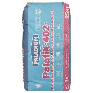 Клей для утеплителя Palladium PalaFix-402