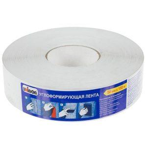 Лента для стыков гипсокартона 50 мм х 150 м со склада в Москве
