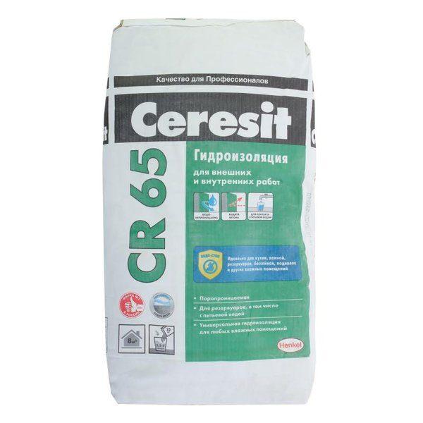 Масса гидроизоляционная Ceresit CR65