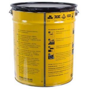 Мастика битумная AquaMast 18 кг со склада в Москве