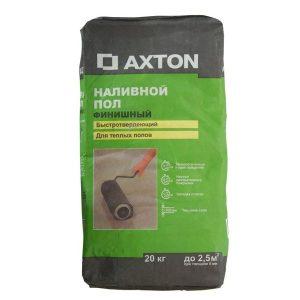 Наливной пол Axton