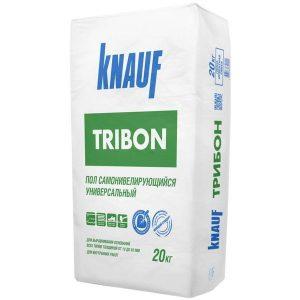 Наливной пол Knauf Трибон