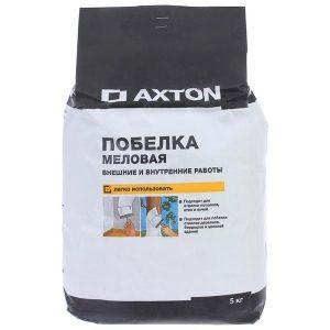 Побелка меловая Axton 5 кг со склада в Москве
