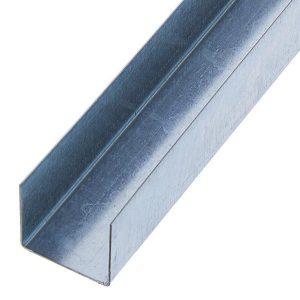 Профиль потолочный (ППН) «Удобный» 27х28х1500 мм 0