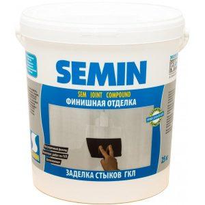 Шпаклёвка для заделки швов Semin Sem-Joint