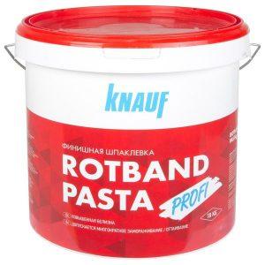 Шпаклёвка финишная Knauf Ротбанд Паста Профи