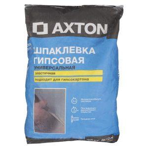 Шпаклёвка гипсовая Axton