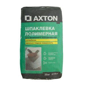 Шпаклёвка полимерная Axton