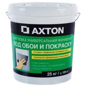 Шпаклёвка универсальная Axton