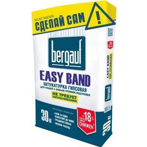 Штукатурка гипсовая Bergauf EasyBand
