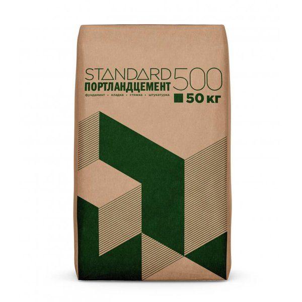 Цемент ПЦ500 II/А-К(Ш-И)42.5Н