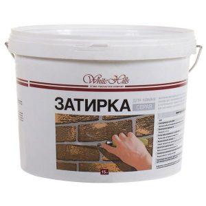 Затирка White Hills цвет серый со склада в Москве