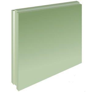 Плита пазогребневая полнотелая влагостойкая (ПГП) 80х667х500 мм