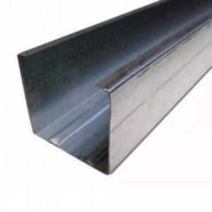 Профиль стоечный ПС-2 50x50x3000 мм (0,6 мм)