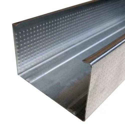Профиль стоечный ПС-4 75x50x3000 мм (0,5 мм)