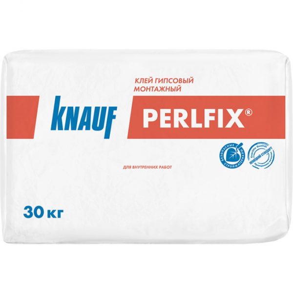 Клей гипсовый монтажный Knauf Перлфикс 30 кг