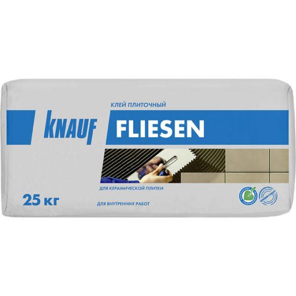 Клей КНАУФ ФЛИЗЕН для керамической плитки 25 кг