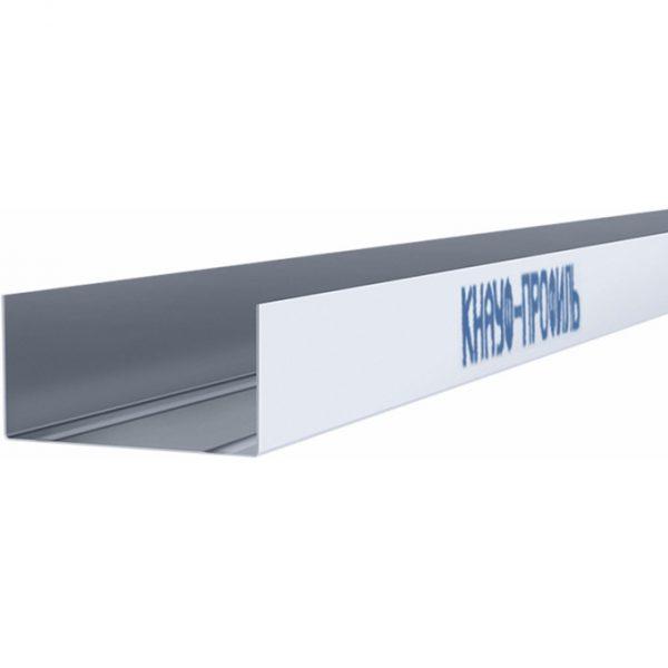 Профиль направляющий Knauf ПН 75x40x3000 мм