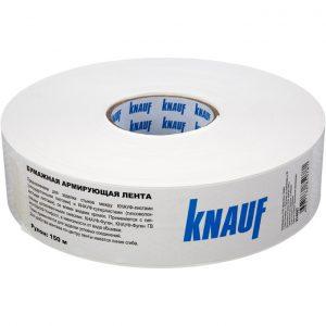 Лента бумажная перфорированная Knauf 52 мм 150 м