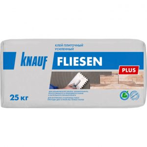 Плиточный клей Knauf Fliesen Plus 25 кг