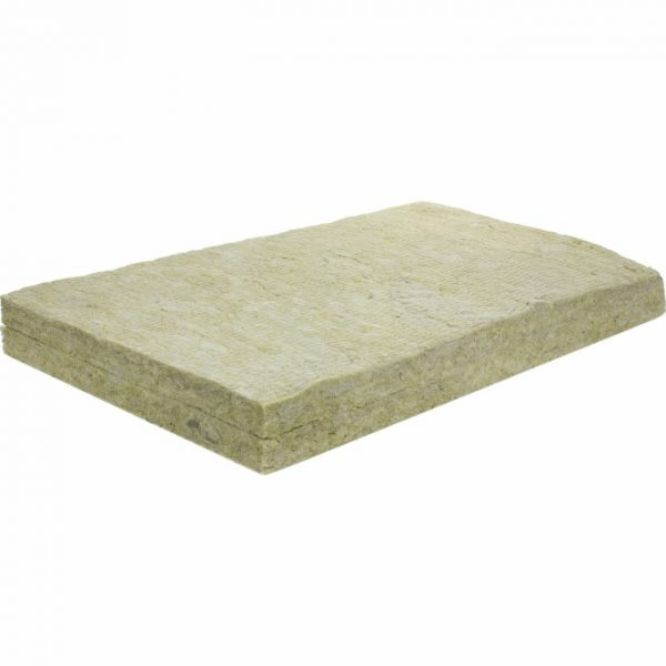 Каменная вата Rockwool Стандарт 1000x600x100 мм 2.4 м2 0.24 м3 в упаковке