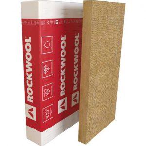 Каменная вата Rockwool ФАСАД БАТТС ОПТИМА 1000х600х50 мм 3.6 м2 0.18 м3 в упаковке