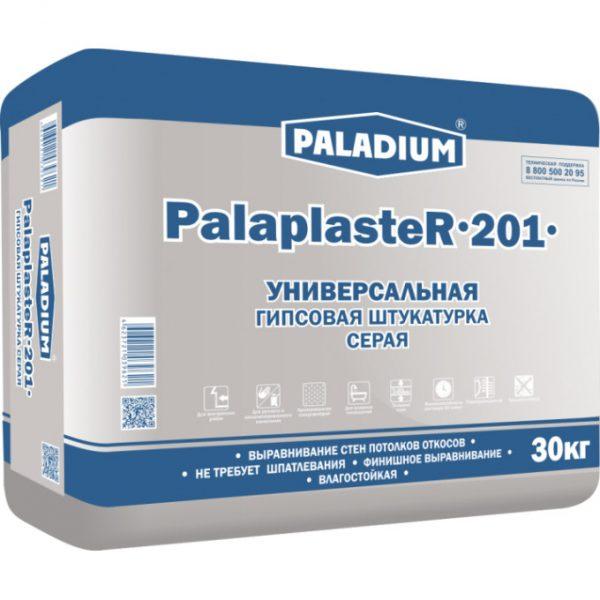 Гипсовая штукатурка Paladium PalaplasteR-201 30 кг
