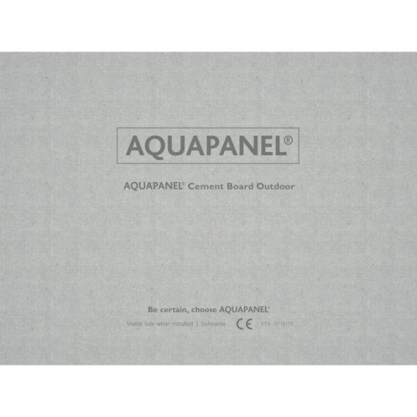 Аквапанель наружная Knauf 2400х1200х12.5 мм