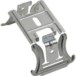 Соединитель Knauf двухуровневый с зажимом 0.9 мм для ПП 60×27 мм, 100 шт.