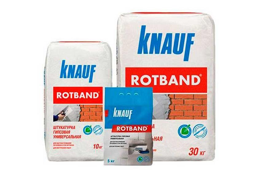 Можно ли производить финишную отделку, если КНАУФ-Ротбанд нанесен слоем меньше 5 мм?