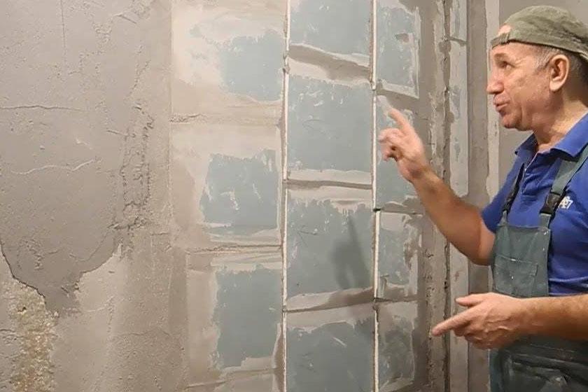 КНАУФ-Ротбанд не является влагостойкой штукатуркой, как его применять в ванной комнате?