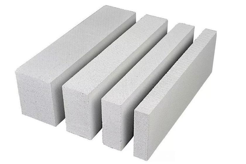 Какие бывают размеры блоков из пенобетона и газобетона?