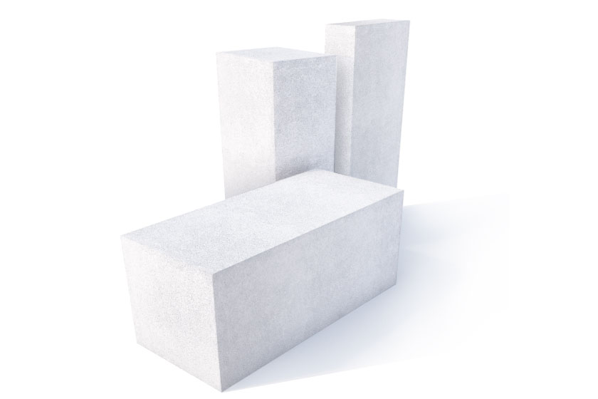 На что класть пеноблоки и газоблоки: клей или цементный раствор?
