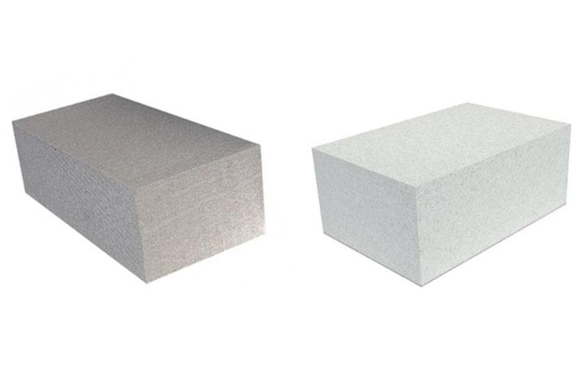 Чем газоблок отличается от пеноблока по составу
